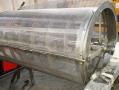 Agotador para lodos, limpieza y tratado de lodos para conseguir separación de diferentes elementos en el lodo.